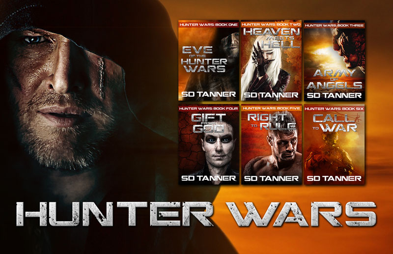 Permalink to:Hunter Wars Series